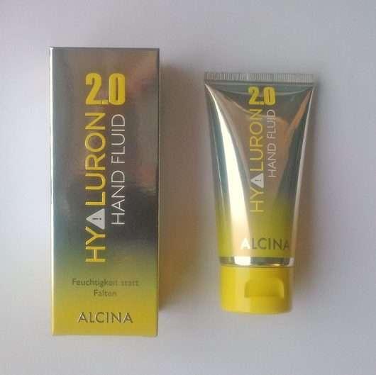 ALCINA Hyaluron 2.0 Hand-Fluid