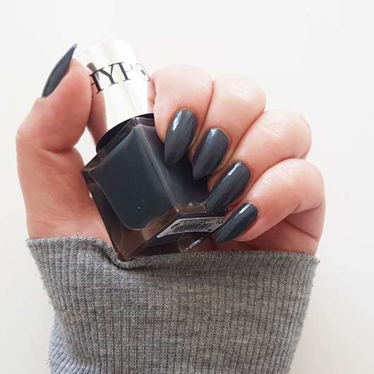 <strong>Bell HYPOAllergenic</strong> Long Lasting Nail Enamel - Farbe: 13 Strong Steel