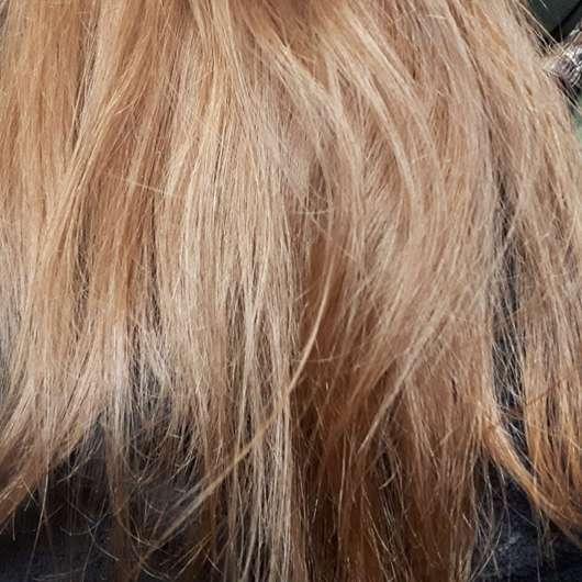 Haare vor dem Test - #GEILEHAARE Keratin Leave-In Balm Haarglättung