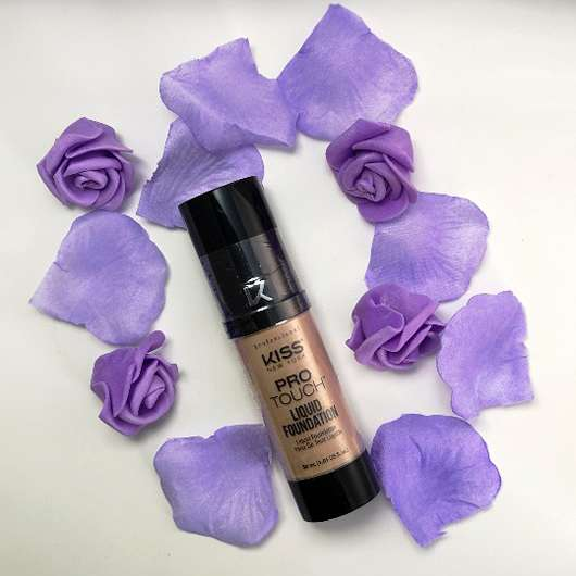 <strong>KISS Professional New York</strong> Pro Touch Liquid Foundation - Farbe: 140 Warm Nude