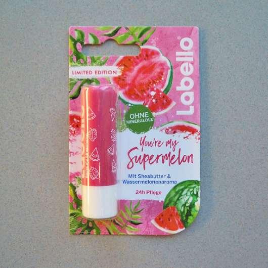 "<strong>Labello</strong> Superfruits ""You're my Supermelon"" (LE)"