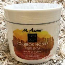 Produktbild zu M. Asam Rooibos Honey Peeling