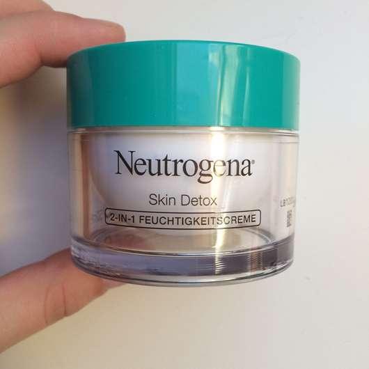 Neutrogena Skin Detox 2-in-1 Feuchtigkeitscreme