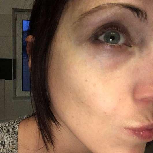Neutrogena Skin Detox 3-in-1 Mizellenwasser - Gesicht nach der Anwendung