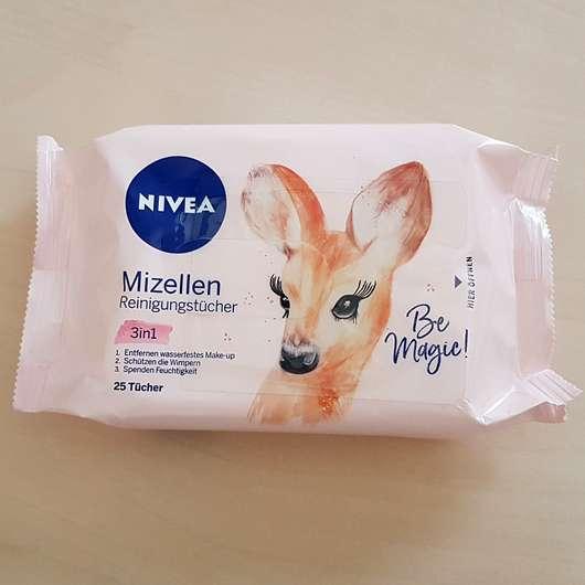 NIVEA Mizellen Reinigungstücher mit Reh-Motiv (LE)