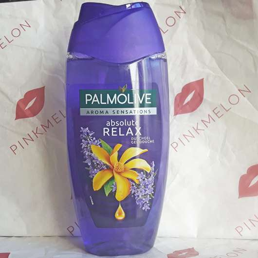 <strong>Palmolive Aroma Sensations</strong> Absolute Relax Duschgel