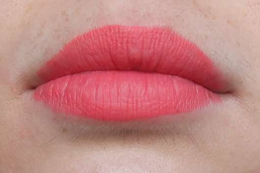 Shiseido VisionAiry Gel Lipstick, Farbe: 225 High Rise - Lippenstift nach ca. 2 Stunden