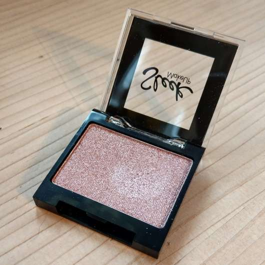 Sleek MakeUP Mono Eyeshadow, Farbe: Always Right - geöffnet