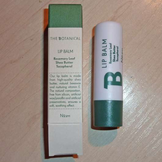 <strong>The Botanical</strong> Lip Balm