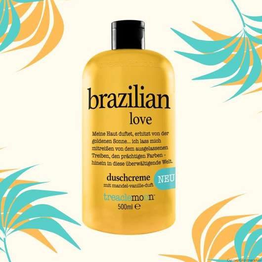 treaclemoon brazilian love