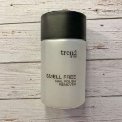 Produktbild zu trend IT UP Smell Free Nail Polish Remover