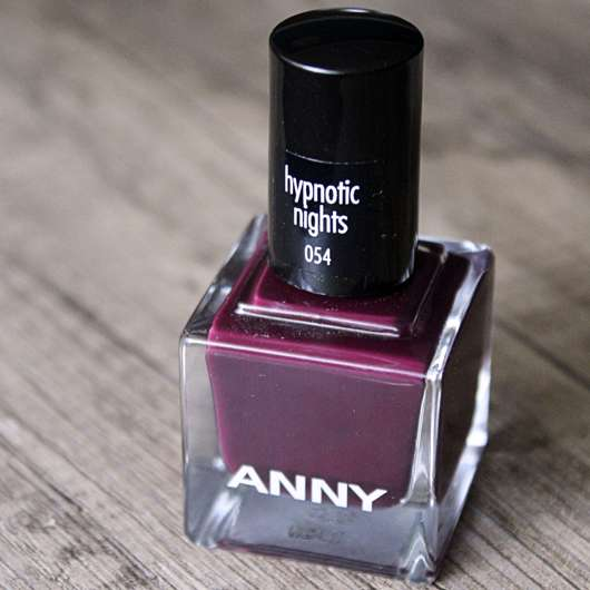 <strong>ANNY Cosmetics</strong> Nagellack - Farbe: 054 hypnotic nights