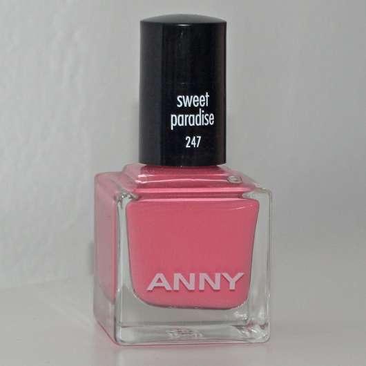 ANNY Nagellack, Farbe: 247 sweet paradise
