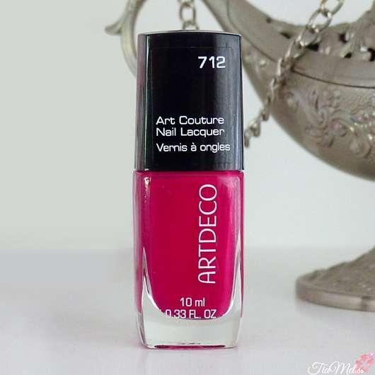 <strong>ARTDECO</strong> Art Couture Nail Lacquer - Farbe: 712 bougainvillea (LE)