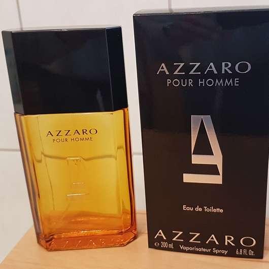 <strong>AZZARO</strong> Pour Homme Eau de Toilette