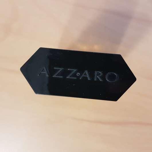 AZZARO Pour Homme Eau de Toilette - Deckel von oben