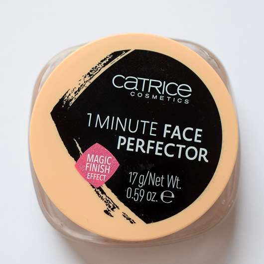 <strong>Catrice</strong> 1 Minute Face Perfector - Farbe: 010 One Fits All