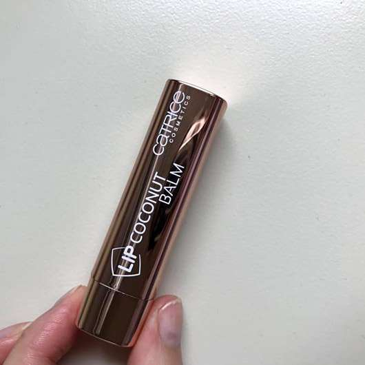 <strong>Catrice</strong> Lip Coconut Balm - Farbe: 001 Coconut Kiss