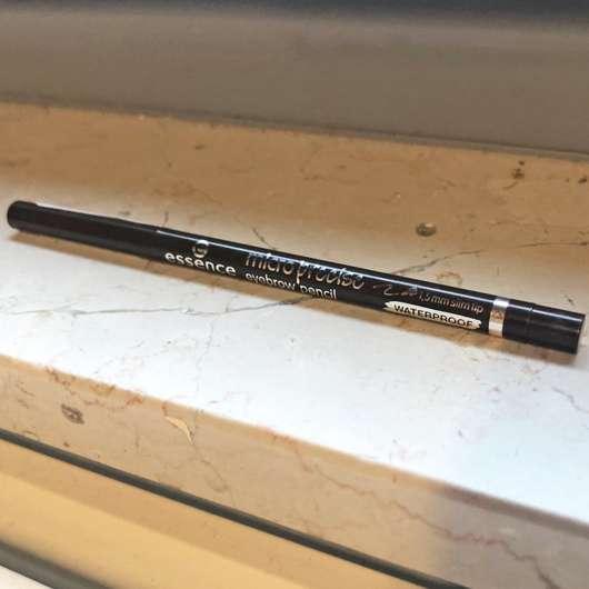 essence micro precise eyebrow pencil, Farbe: 03 dark brown