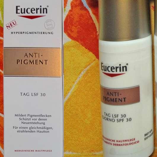 Eucerin Anti-Pigment Tagespflege LSF 30