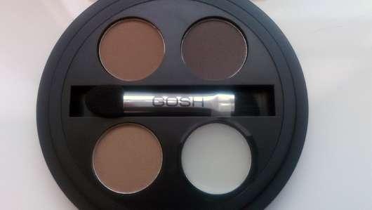 GOSH Brow Kit, Farbe: 001 - geöffnet