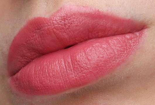 GOSH Kiss Me! Matt Lips frisch aufgetragen