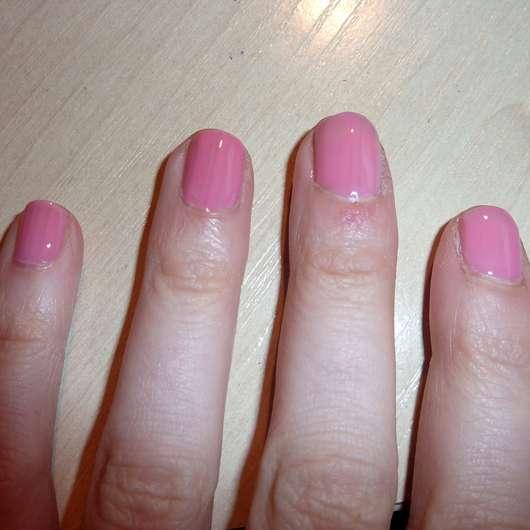 Misslyn Nail Polish Remover (Acetone Free) - Nägel mit Nagellack