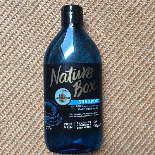 <strong>Nature Box</strong> Kokosnuss-Öl Shampoo