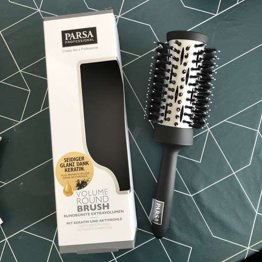 PARSA PROFESSIONAL Volume Round Brush 200-2