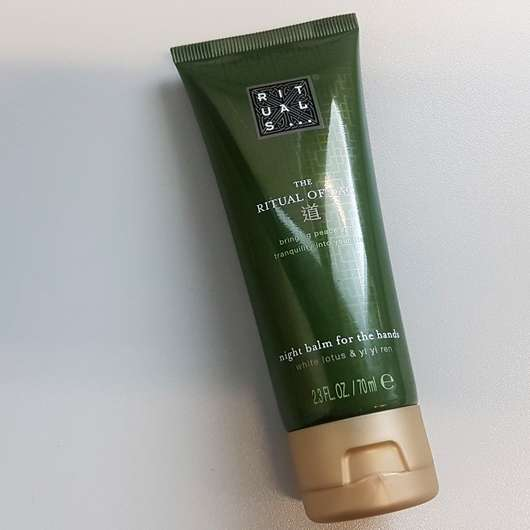 <strong>RITUALS</strong> The Ritual Of Dao night balm for the hands
