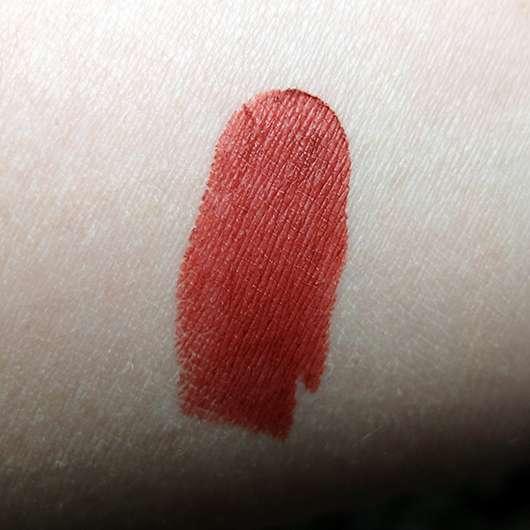 Shiseido VisionAiry Gel Lipstick, Farbe: 223 Shizuka Red - Swatch