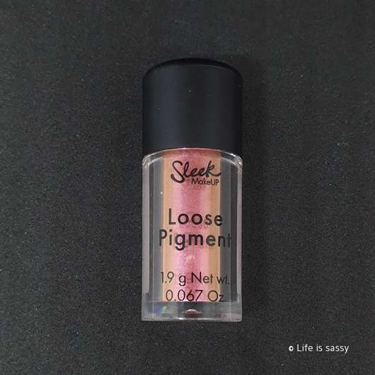 Sleek MakeUP Loose Pigment, Farbe: Euphoric