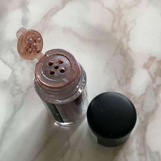 Sleek MakeUP Loose Pigment, Farbe: Trippin - geöffnet