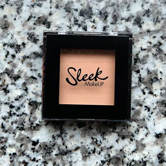 Sleek MakeUP Mono Eyeshadow, Farbe: Back to Reality