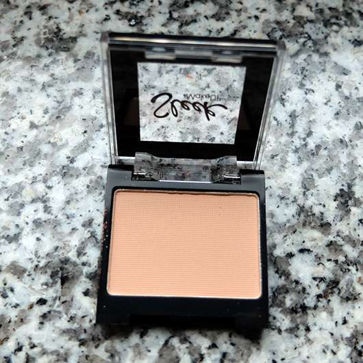Sleek MakeUP Mono Eyeshadow, Farbe: Back to Reality - geöffnet