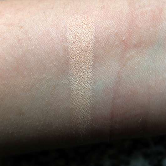 Sleek MakeUP Mono Eyeshadow, Farbe: Back to Reality - Swatch