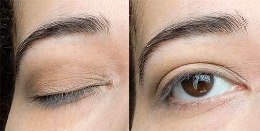 Sleek MakeUP Mono Eyeshadow, Farbe: Back to Reality - Farbe auf dem beweglichen Lid