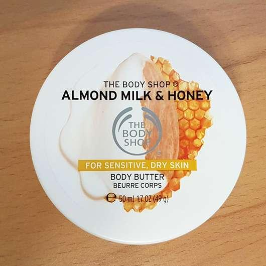 The Body Shop Almond Milk & Honey Body Butter