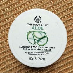 Produktbild zu The Body Shop Aloe Soothing Rescue Cream Mask