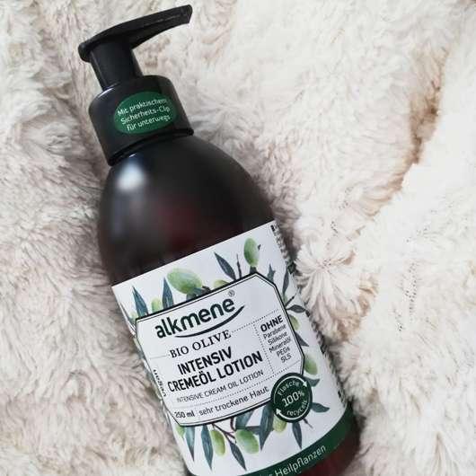 <strong>alkmene</strong> Bio Olive Intensiv Cremeöl Lotion