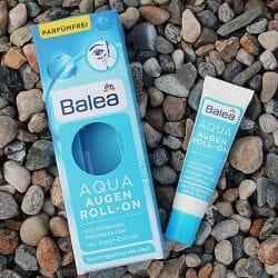 Produktbild zu Balea Aqua Augen Roll-On