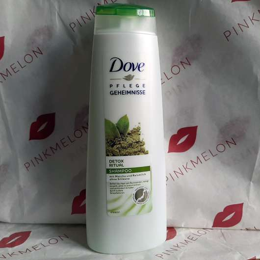 Dove Pflege Geheimnisse Detox Ritual Shampoo