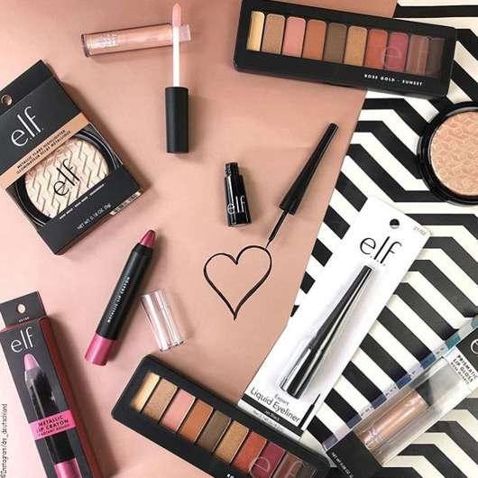 e.l.f. Cosmetics ab sofort bei dm!