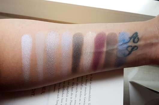 essence hello new york eyeshadow palette, Farbe: 03 - Swatches ohne Base
