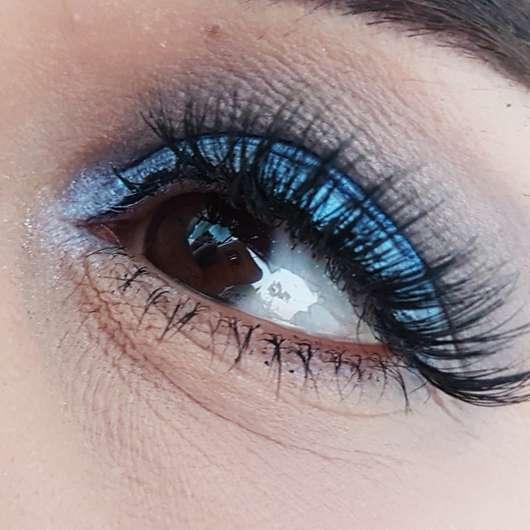 essence hello new york eyeshadow palette, Farbe: 03 - Augen Make-up blau