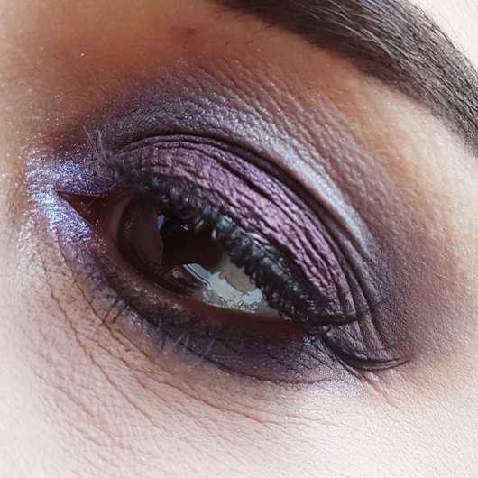 essence hello new york eyeshadow palette, Farbe: 03 - Augen Make-up violett