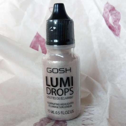 <strong>GOSH COPENHAGEN</strong> Lumidrops - Farbe: 002 Vanilla