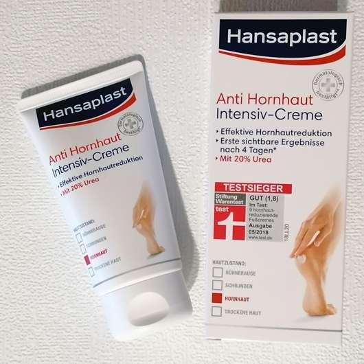 Hansaplast Anti Hornhaut Intensiv-Creme (mit 20% Urea)
