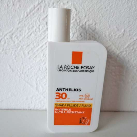 <strong>LA ROCHE-POSAY ANTHELIOS</strong> Shaka Fluid LSF 30