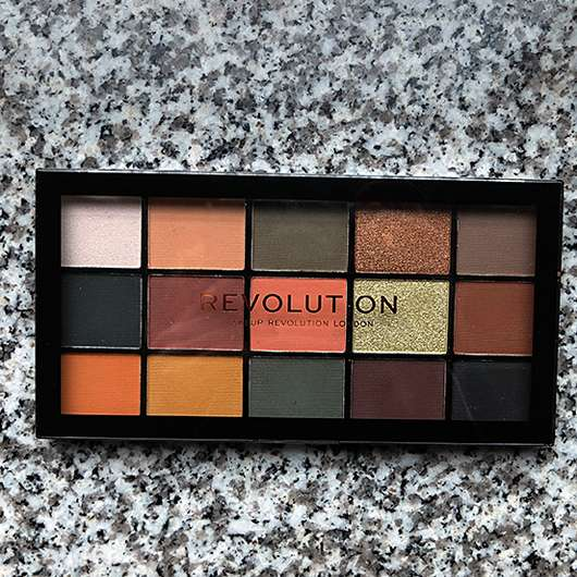 <strong>Makeup Revolution</strong> Re-Loaded Palette Iconic Division